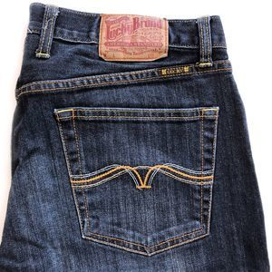 Lucky Brand Men's 221 Original Straight Jeans TALL